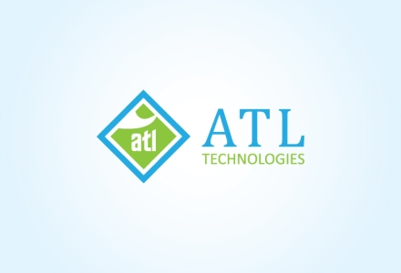 ATL Technologies logo designed based in Pimple Saudagar- Pune